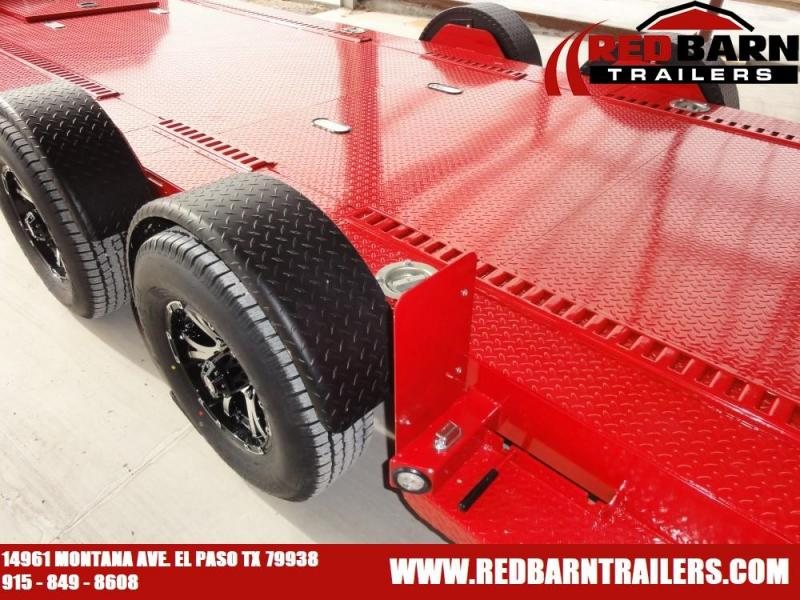 80 x 24 2020 MAXXD A6X 10K DROP-N-LOAD CAR TRAILER Car / Racing Trailer