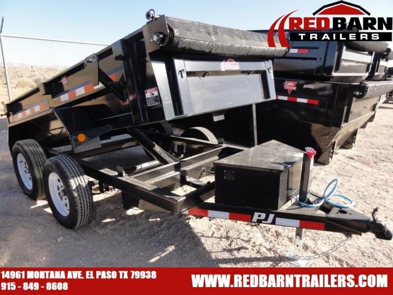 2020 PJ Trailers D5102 Dump Trailer