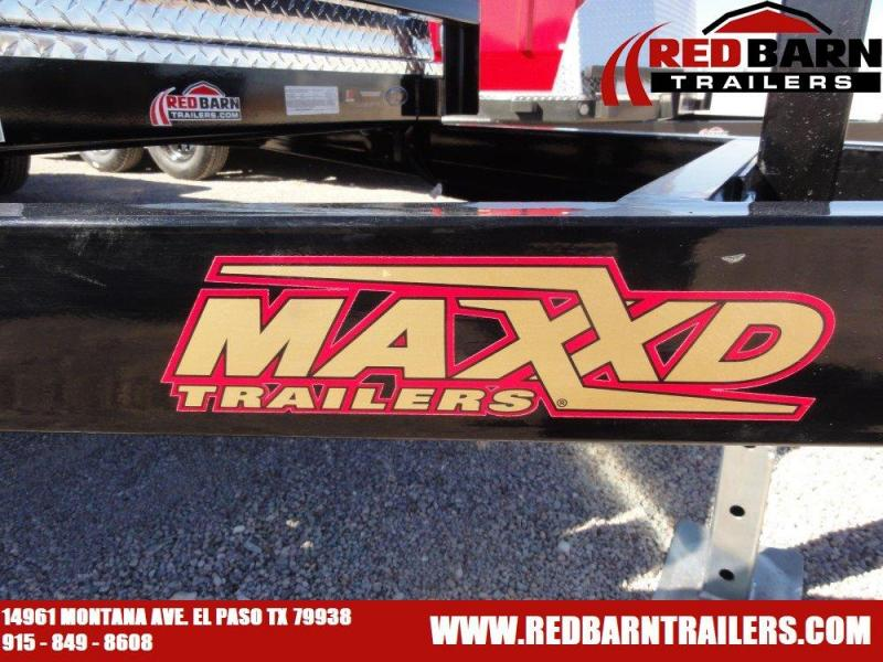 83X20 2019 MAXXD N5X 5 TUBE FRAME CAR TRAILER Car / Racing Trailer