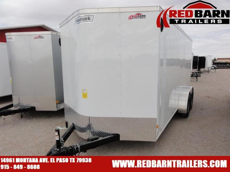 7 X 16 2020 HAULMARK PASSPORT @RED BARN TRAILERS