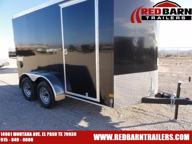 6 x 12 2020 HAULMARK TRANSPORT Enclosed Cargo Trailer