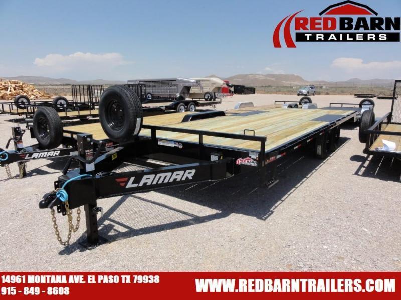 102 x 22 2020 Lamar Trailers F8022427 Equipment Trailer