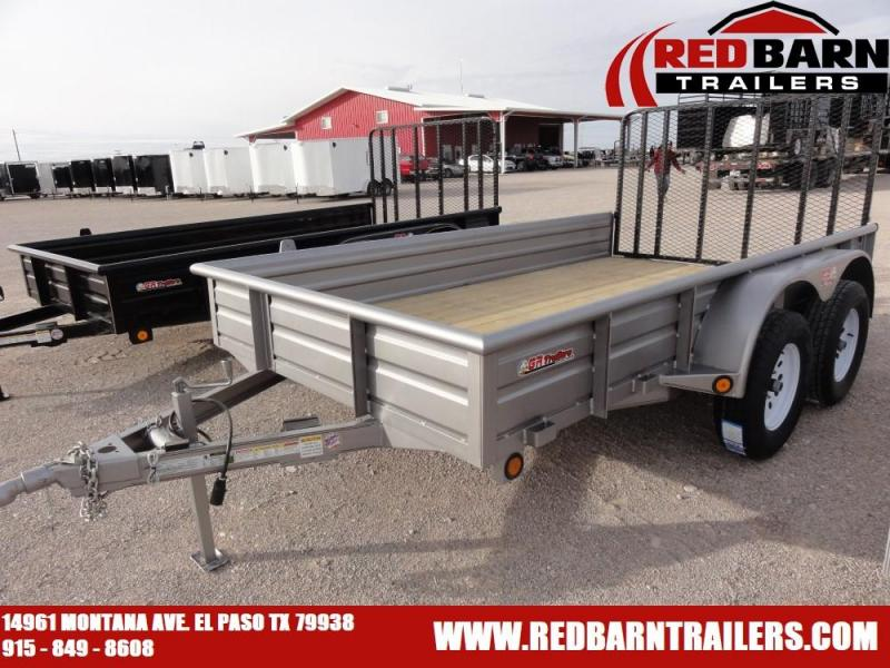 2020 GR Trailers UT6512W07LCS Tandem Axle Utility Trailer