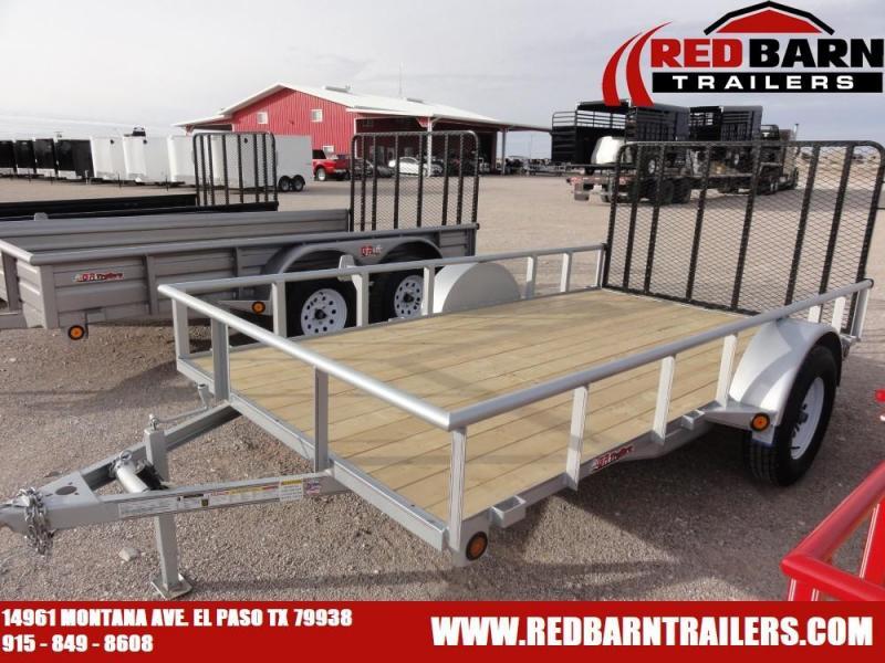 2020 GR Trailers UT6512W03L Single Axle Utility Trailer