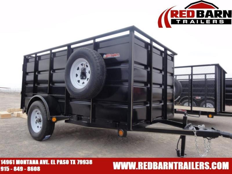 5 x 10 2020 GR Trailers UT5010W03L Utility Trailer @RED BARN TRAILERS