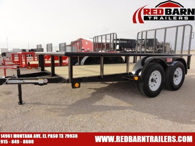 2020 GR Trailers UT6512W07L Tandem Axle Utility Trailer