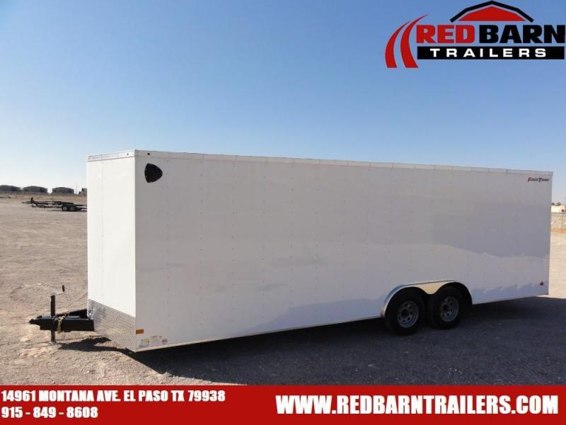 8.5 X 24 2020 Wells Cargo FT8524T3-D Enclosed Cargo Trailer