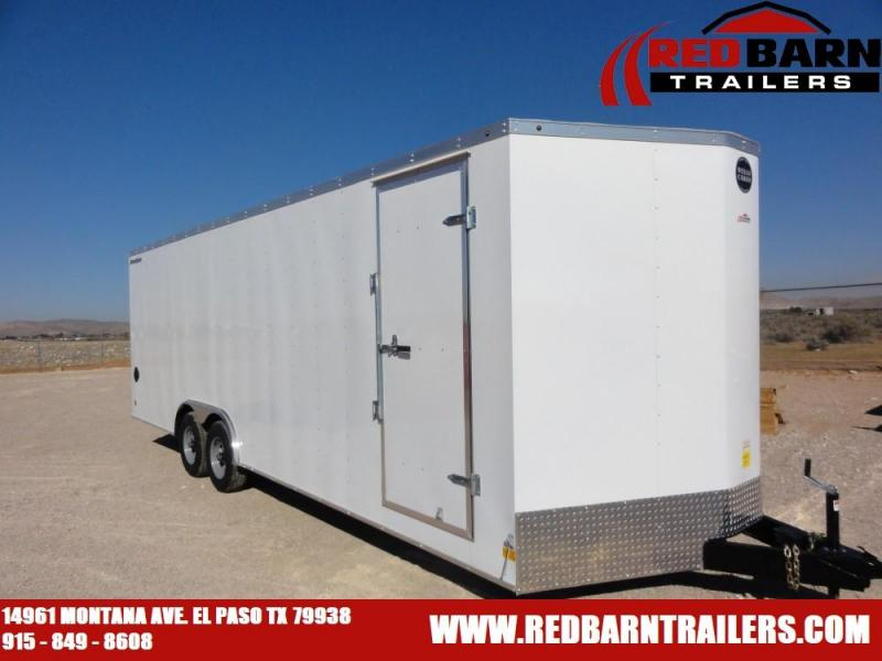 8.5 X 24 2020 Wells Cargo FT8524T3-D Enclosed Cargo Trailer