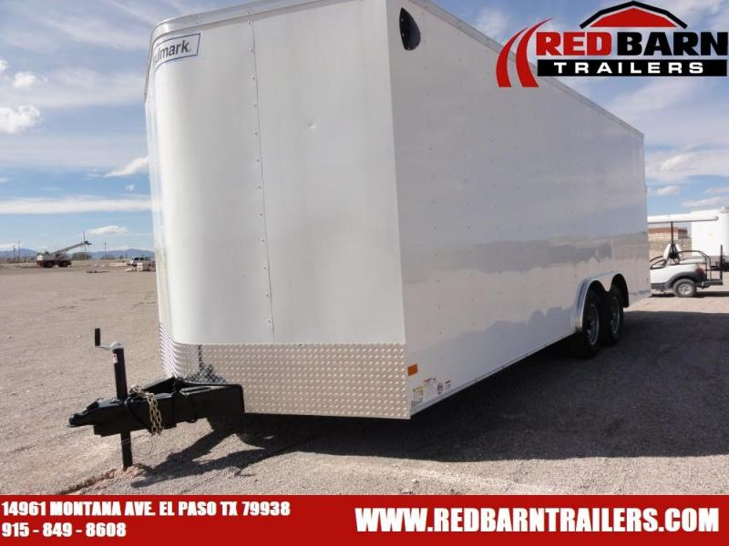 8.5 X 20 2020 Haulmark PP8524T3-D Enclosed Cargo Trailer