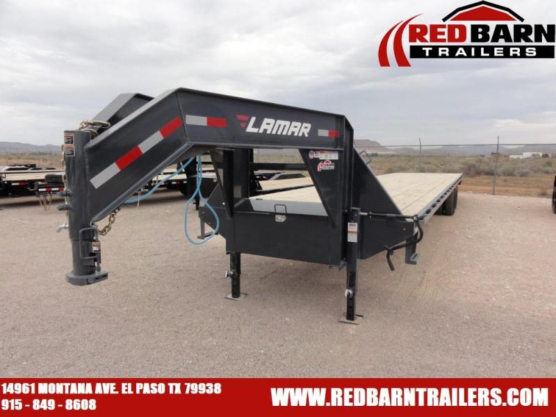 102 x 40 2020 Lamar Trailers FD Flatbed Trailer @RED BARN TRAILERS