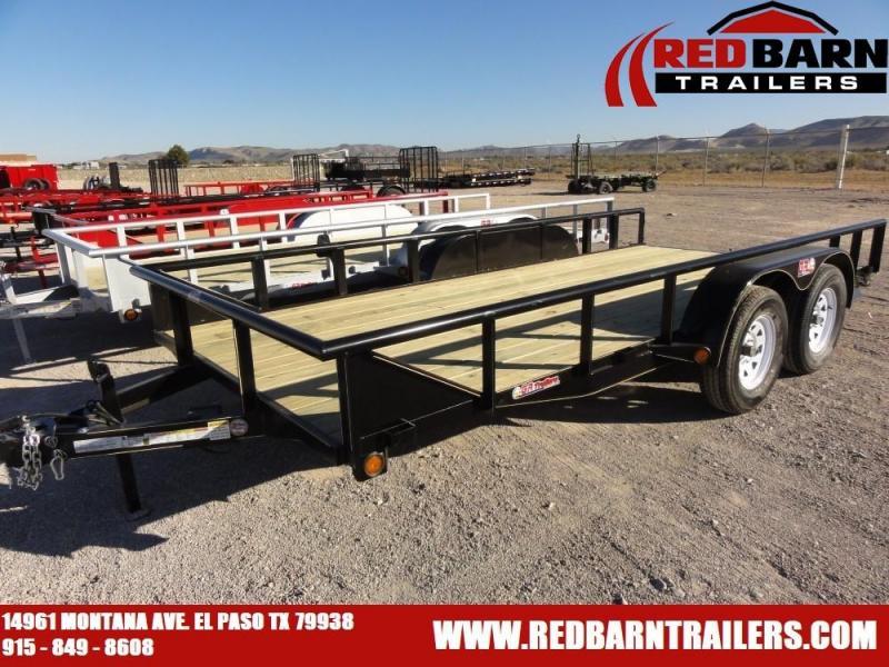 7 X 14 2019 GR Trailers UT7014WR07L Utility Trailer