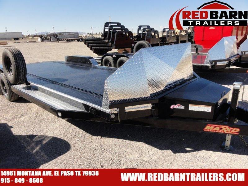 83X22 2019 MAXXD N5X 5 TUBE FRAME CAR TRAILER Car / Racing Trailer