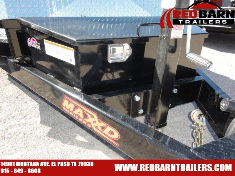 83X22 2020 MAXXD N5X 5 TUBE FRAME CAR TRAILER Car / Racing Trailer