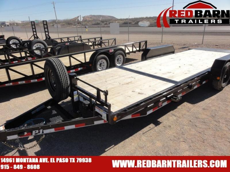 "83 X 22 6"" Channel Tilt Car / Racing Trailer"