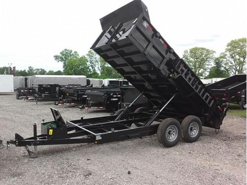 2019 Griffin 14 FOOT DUMP Dump Trailer WINTER SPECIAL