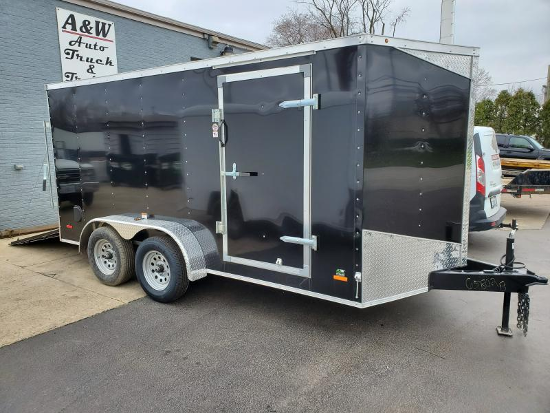 2020 7X14  ENCLOSED CARGO TRAILER
