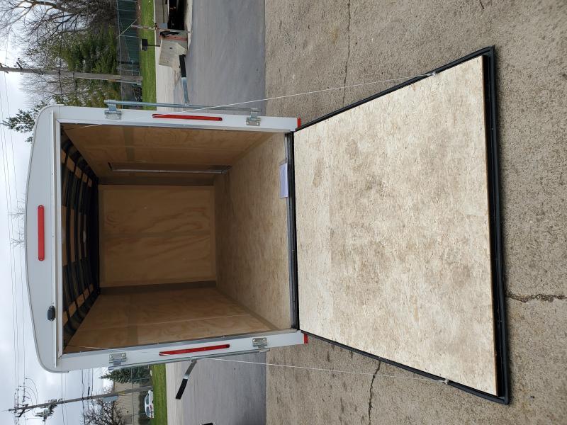 2020 Royal Cargo Trailers RST6X12SA Enclosed Cargo Trailer