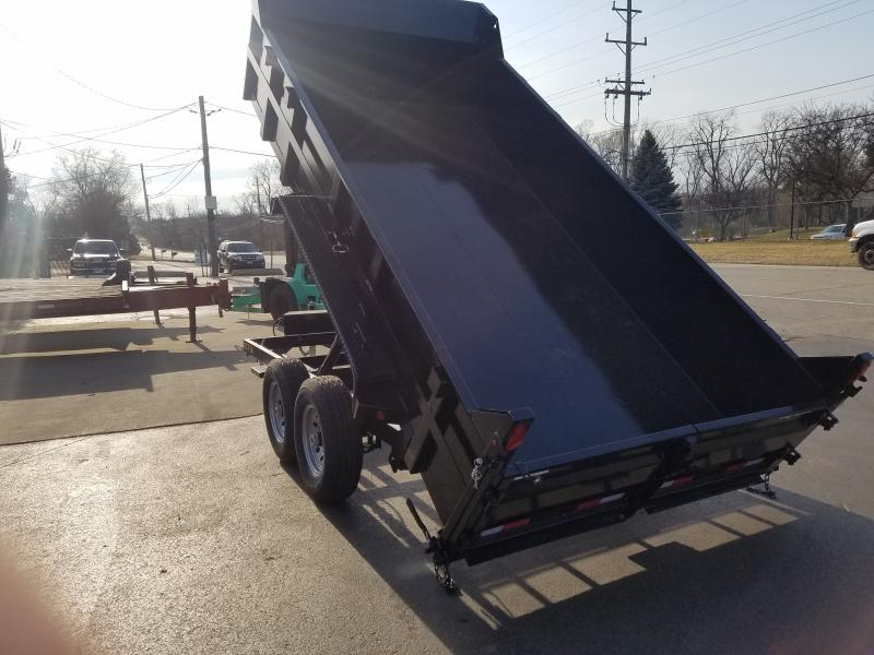 7'X'12 DUMP TRAILER WINTER SPECIAL