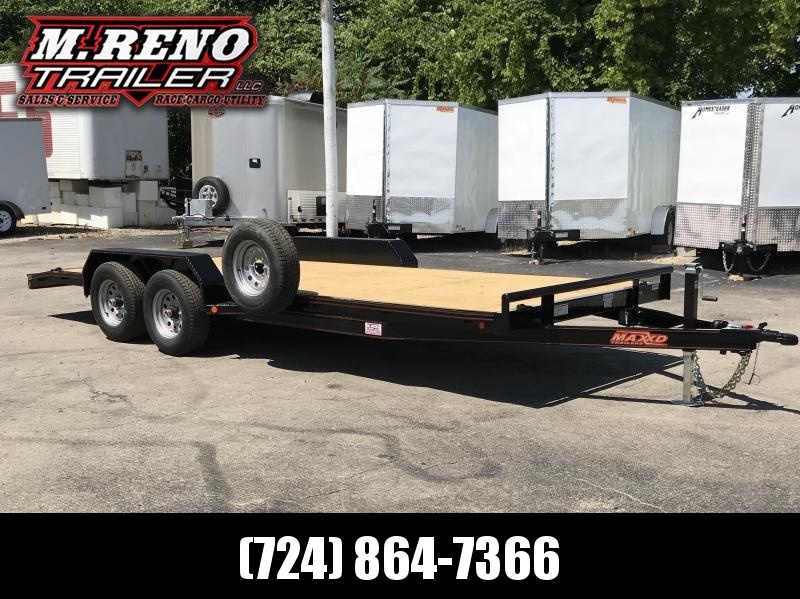 2018 Maxxd Trailers C5X8320 Car / Racing Trailer