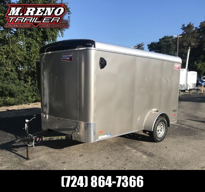 2018 American Hauler Industries ALC612SA Enclosed Cargo Trailer