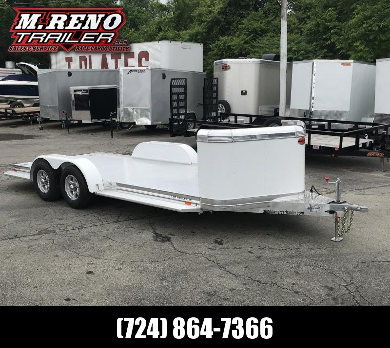 2019 Sundowner Trailers SUNLITE Car / Racing Trailer