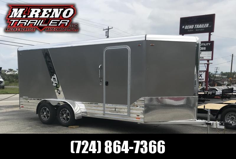 2019 Legend Manufacturing 719DVNTA35 Enclosed Cargo Trailer