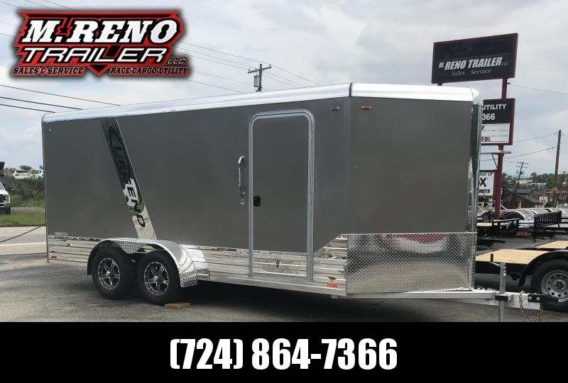 2019 Legend Manufacturing 719DVNTA35 Enclosed Cargo Trailer