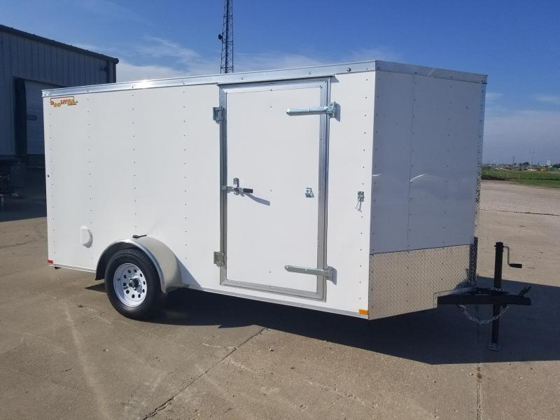 2020 Doolittle Trailer Mfg 6x12 Rally Sport Enclosed Cargo Trailer