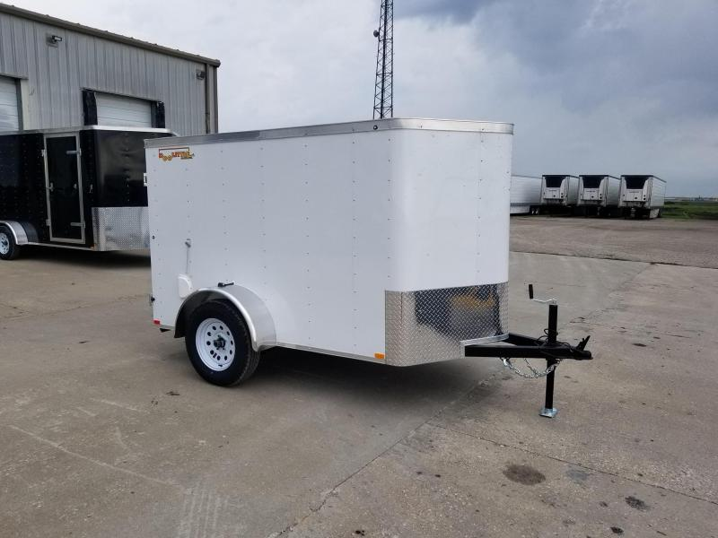 2020 Doolittle Trailer Mfg 5x8 Bullitt Enclosed Cargo Trailer