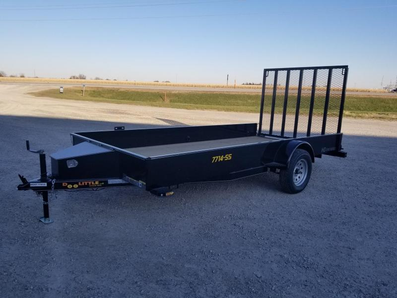 2020 Doolittle Trailer Mfg SS77x14 Utility Trailer