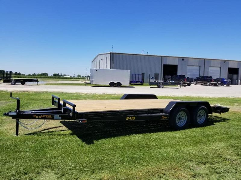 2019 Doolittle Trailer Mfg 84x18 Car / Racing Trailer