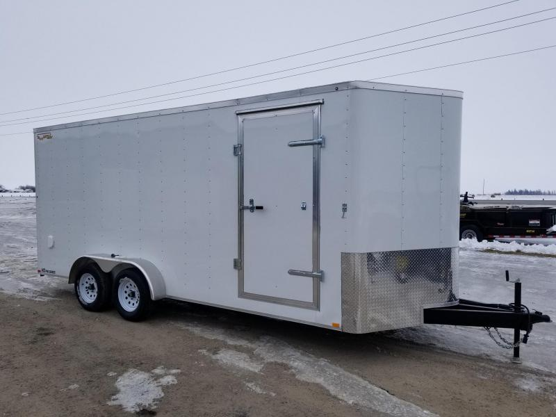 2020 Doolittle Trailer Mfg 7x18 Bullitt Enclosed Cargo Trailer