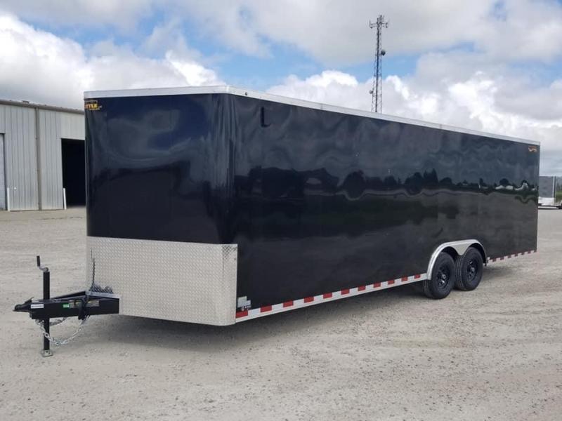 2019 Doolittle Trailer Mfg 8.5X24 Bullitt 10K Enclosed Cargo Trailer