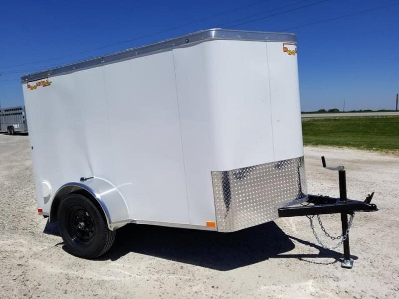 2019 Doolittle Trailer Mfg 5X8 Bullitt Enclosed Cargo Trailer