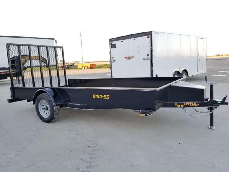 2019 Doolittle Trailer Mfg SS84X14 Utility Trailer