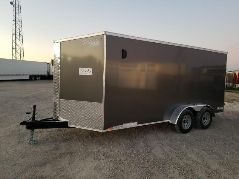 2020 Cargo Express XLW SE 7x16 Enclosed Cargo Trailer