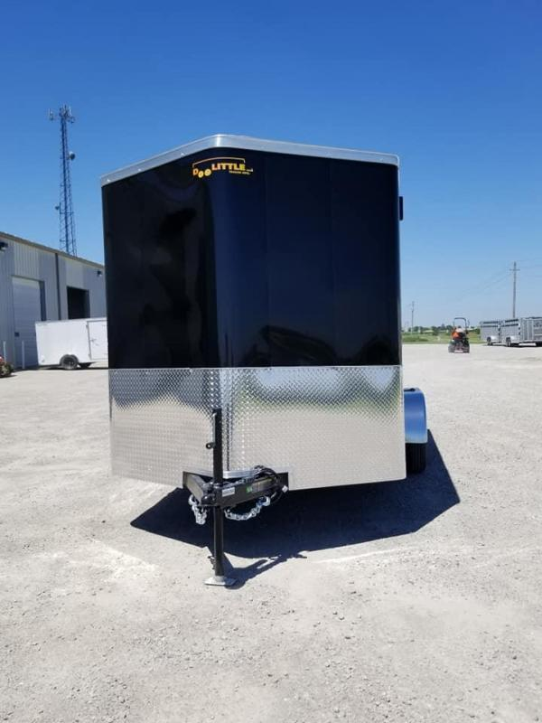 2019 Doolittle Trailer Mfg 7X14 Bullitt Enclosed Cargo Trailer