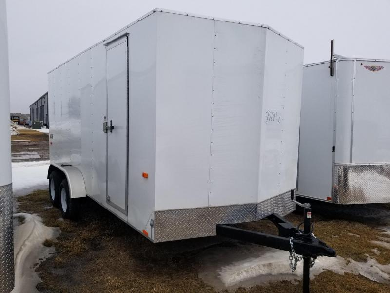 2020 Cargo Express 7X16 EXE Enclosed Cargo Trailer