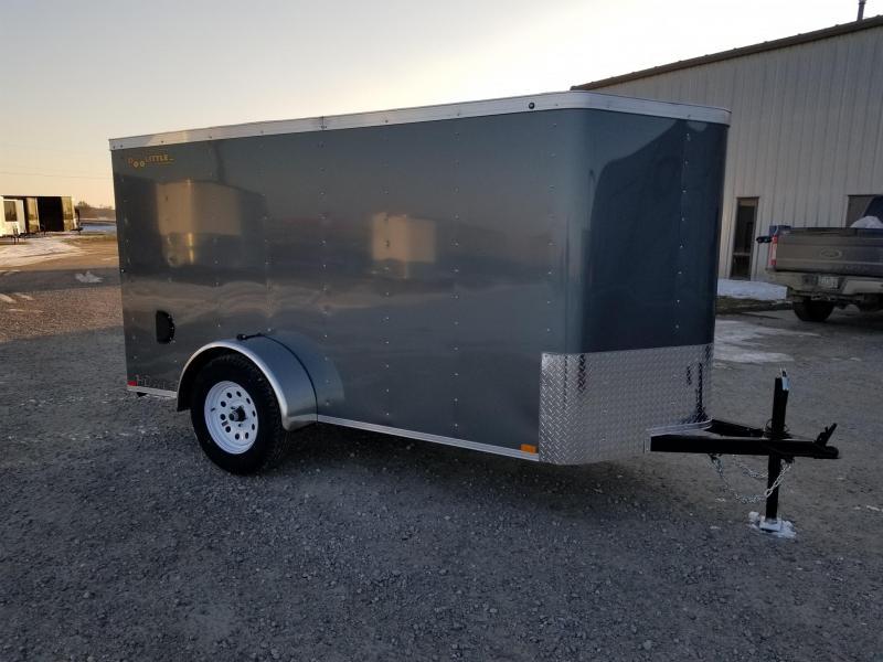 2020 Doolittle Trailer Mfg 5x10 Bullitt Enclosed Cargo Trailer
