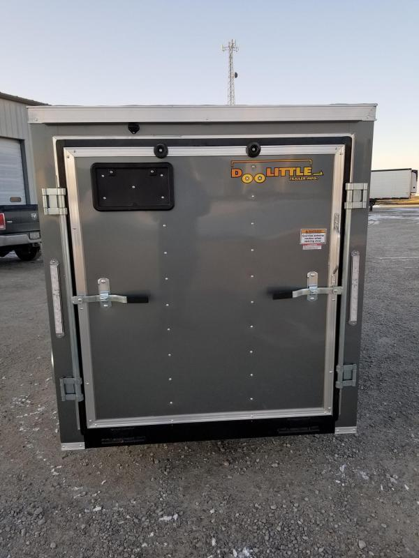 2020 Doolittle Trailer Mfg 5x10 Bullitt Enclosed Cargo Trailer