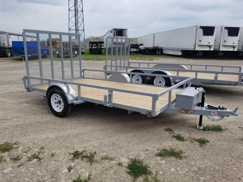 2020 H and H Trailer 82x12 HD Utility Trailer