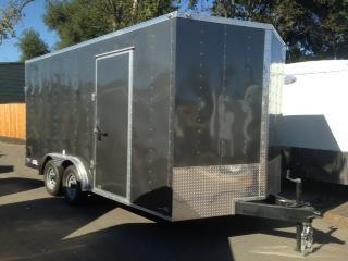2020 Continental Cargo VHW816TA2 Enclosed Cargo Trailer