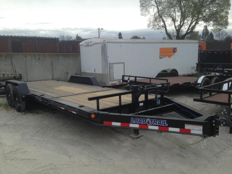 "2020 Load Trail Tilt 14k  83""x22'"