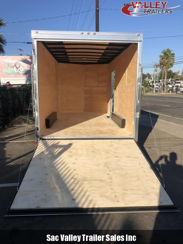 2020 Continental Cargo OSVHW816TA2 Enclosed Cargo Trailer