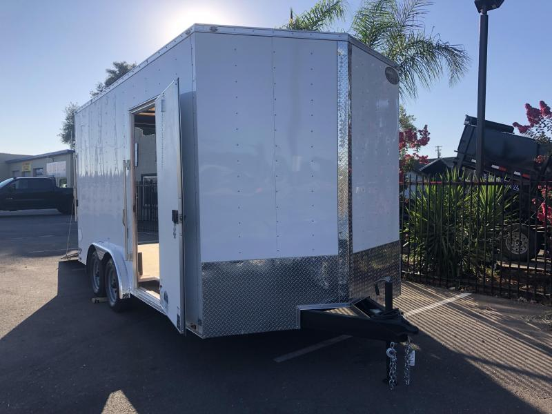 2020 Continental Cargo OSVHW816TA2 Enclosed Cargo Trailer