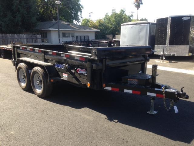 "2019 Load Trail 60"" X 10' Tandem Axle Dump Dump Trailer"