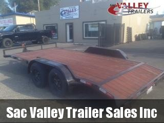 2020 Playcraft Champ 82x16 Flatbed Trailer