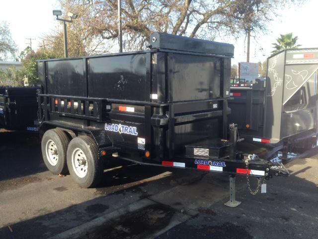 """2020 Load Trail Dump 60""""x10' 10K"""