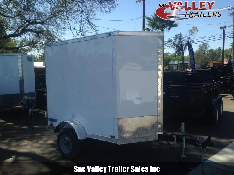 2020 Continental Cargo OSVHW46SA Enclosed Cargo Trailer
