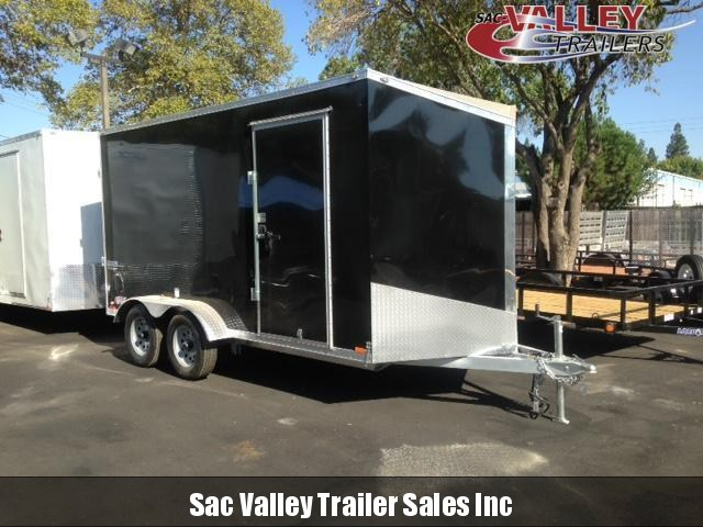 2020 Continental Cargo OSVHWA714TA2 Enclosed Cargo Trailer